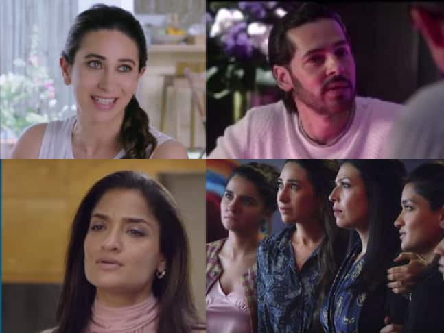 Mentalhood Review: A Little Imbalanced Writing, Karisma Kapoor Was And Is At The Top Of Her Game, Dino Morea Is To Watch Out For