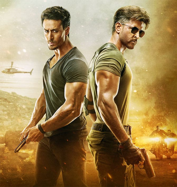 War Day 8 Box-Office: Hrithik-Tiger Starrer Sees A Dip, Collects 11.20 Crores!