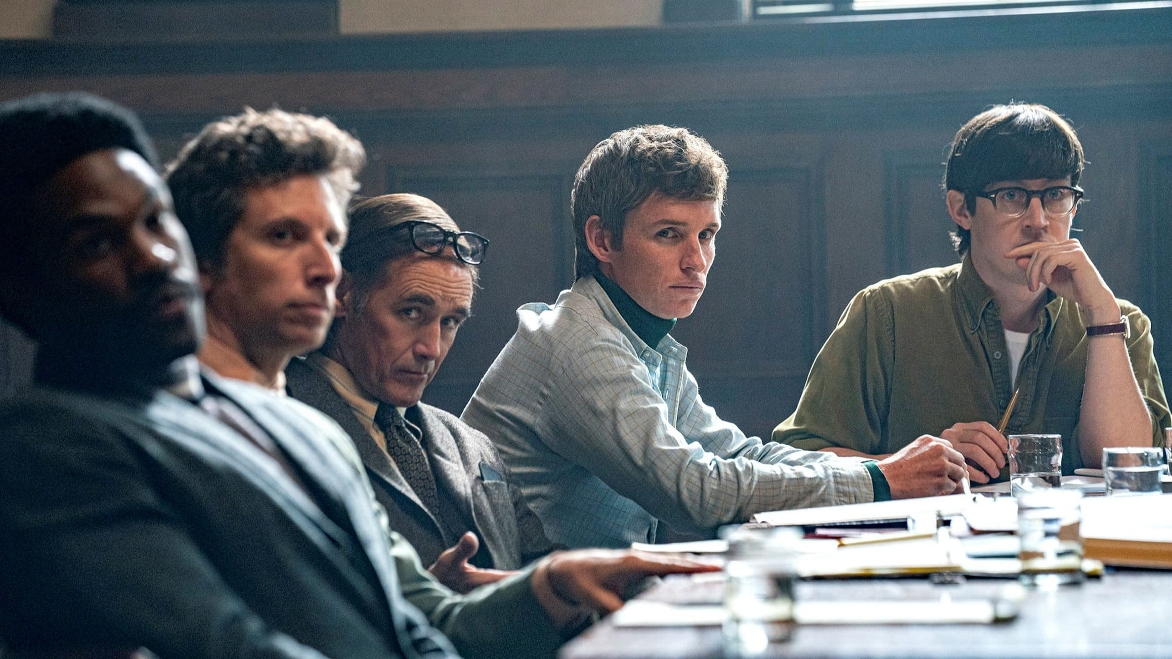 Oscar 2021: The Trial Of The Chicago 7 Review - An Emotionally Charged And Compelling Legal Drama