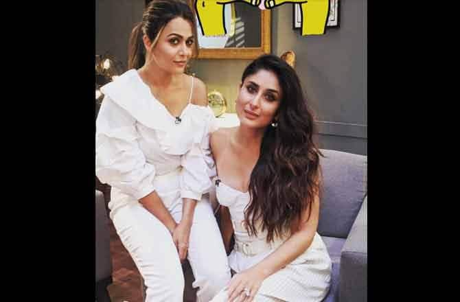 Here Is Proof That Being Close To Kareena Kapoor Is Indeed A Risky Job