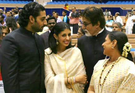 Clearly Shweta Bachchan Nanda Is Amitabh Bachchan's Favorite Child And Here Are The Proofs