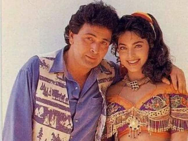 Juhi Chawla Revisits Old Memories Of Shooting With Rishi Kapoor: Chintuji And I Would Play Scrabble On Set, He Was Too Good