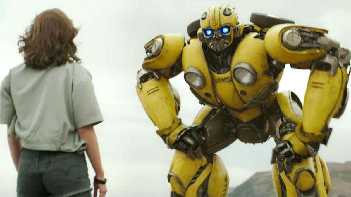 Bumblebee Revives The Comatose Transformers Franchise