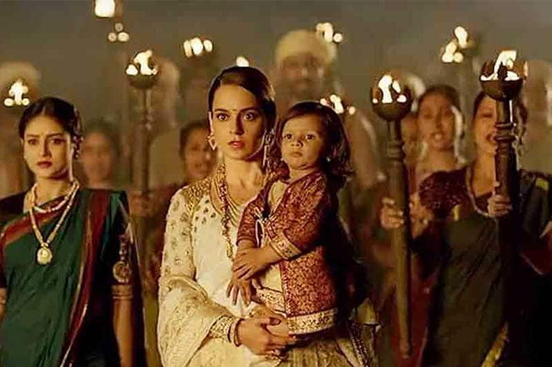 Here Is Why Kangana Ranaut Absolutely Can't Go Wrong With Manikarnika