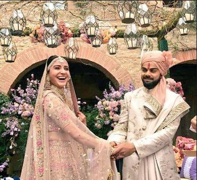 DeepVeer Wedding: अनुष्का-विराट की शादी इस इंस्पायर्ड है दीपवीर की शादी !