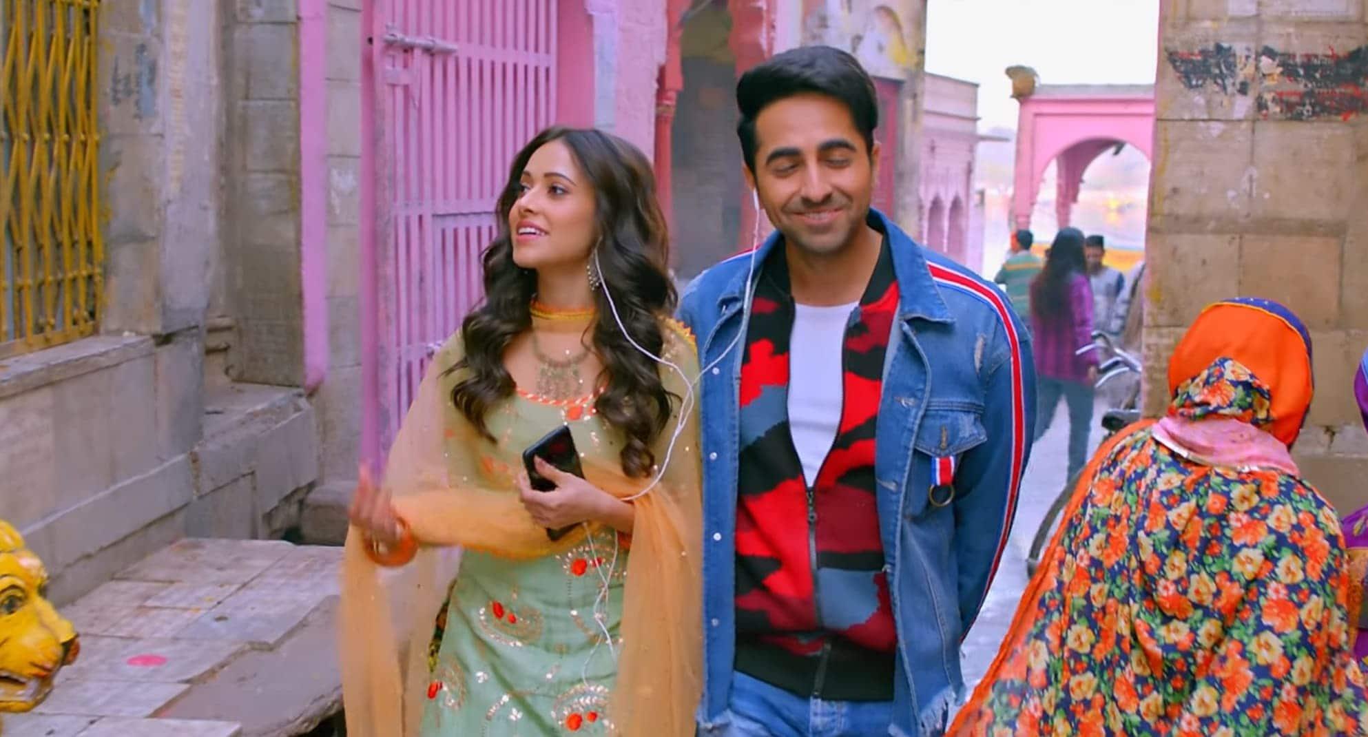 Dream Girl 'Ek Mulaqat' Song : Ayushmann Khurrana And Nushrat Bharucha's New Song Sounds Like Mere Rashke Qamar And Bulleya Had A Baby