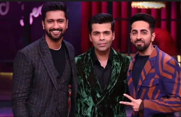 Amamzing Things That Were Revealed By Ayushmann Khurrana And Vicky Kaushal On Koffee With Karan
