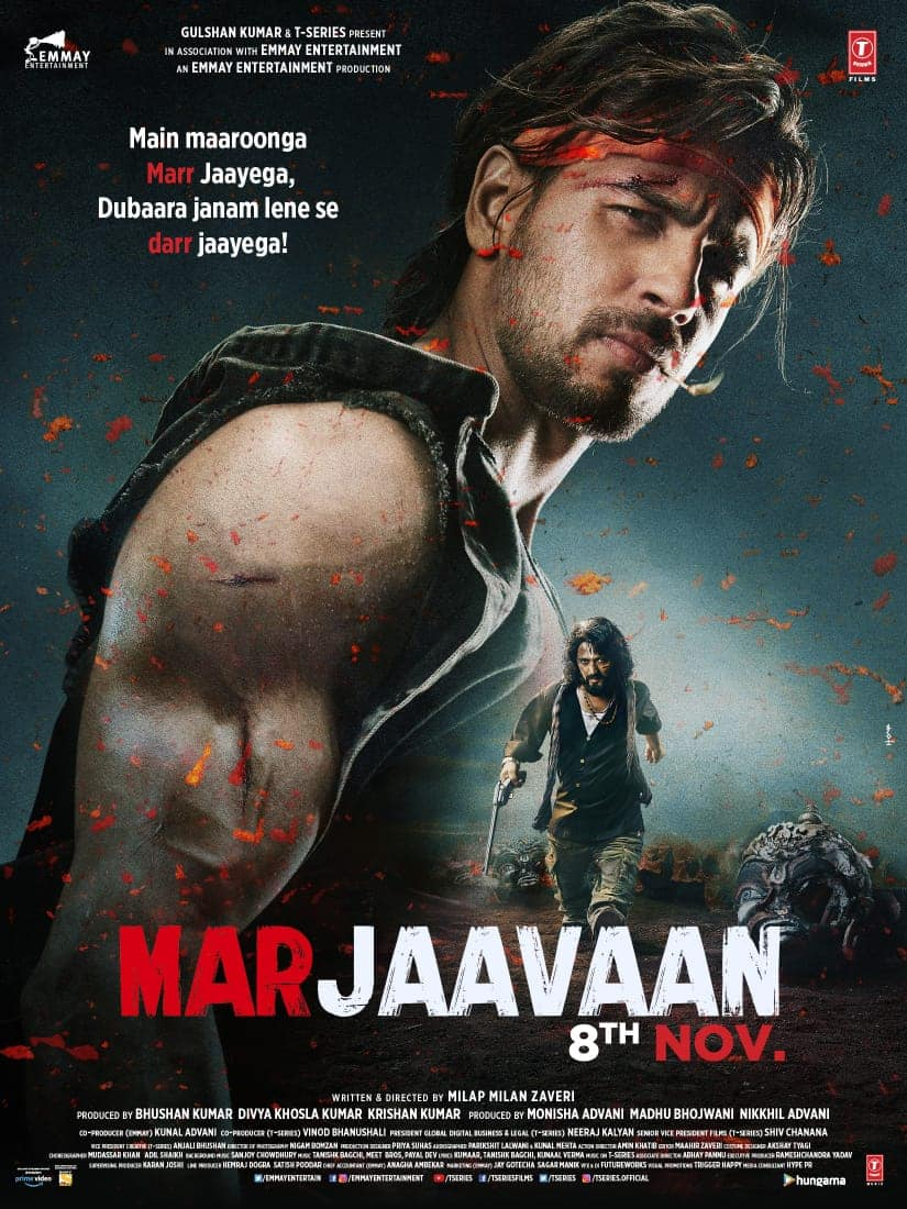John Abraham Shifts Pagalpanti Dates, Makes Way For Marjaavaan's Solo Release On 8th November