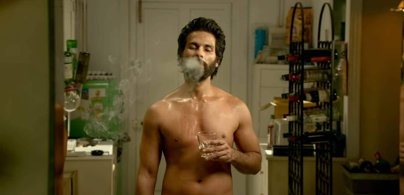 The Teaser Of Shahid Kapoor's Kabir Singh Just Dropped And We Are Equally Disturbed And Enamored