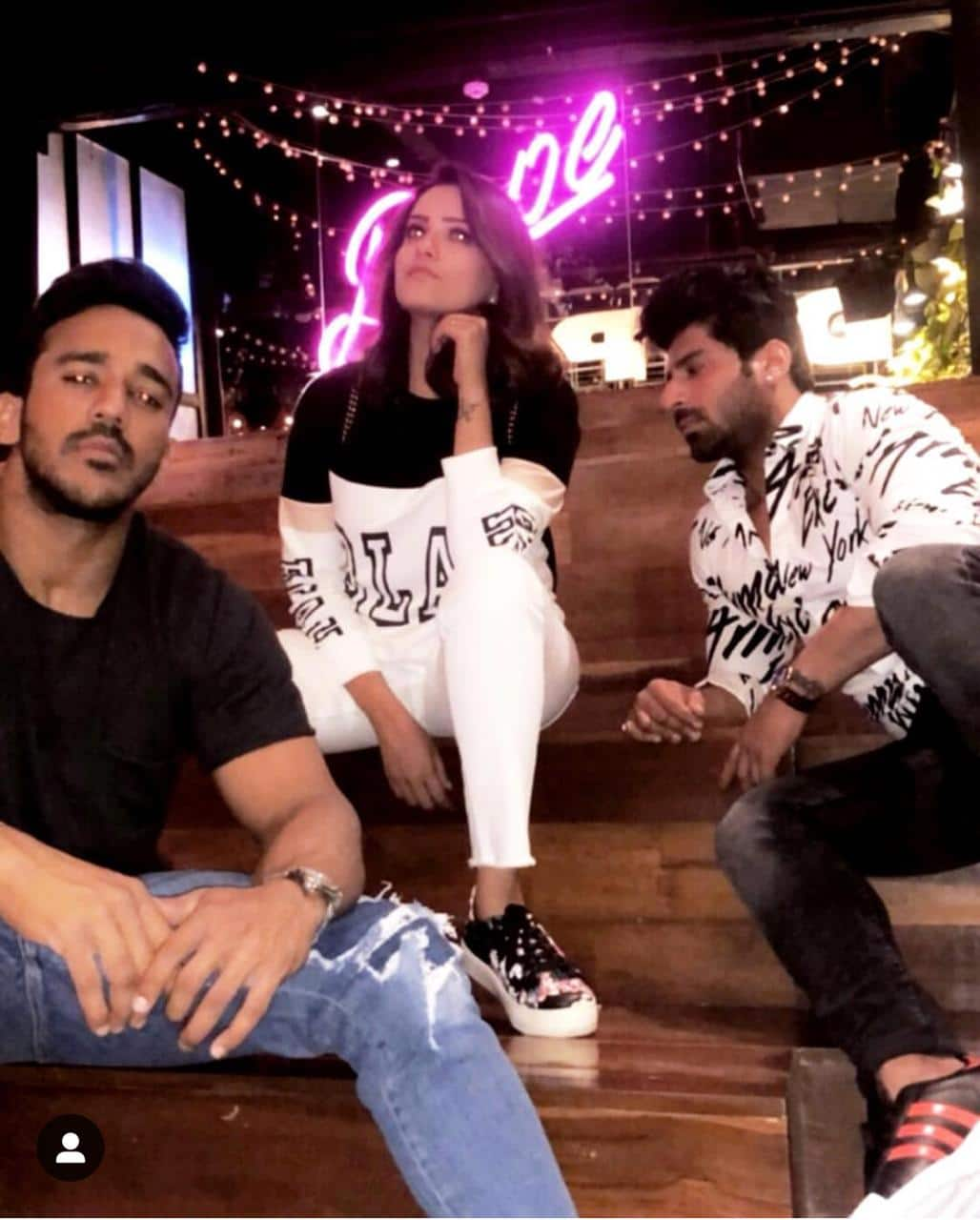 Anita Hassandani And Rohit Reddy Sizzle On Mohit Katuria's Fitlook Mag Cover