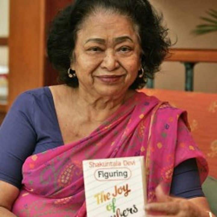 5 Mind-Numbing Facts You Need To Know About Shakuntala Devi , The Incredible Math Genius Vidya Balan Would Be Playing Next