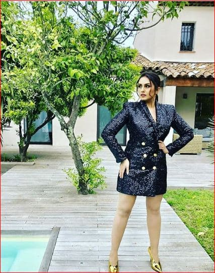 Cannes 2019: Huma Qureshi's Balmain Dress Is Inspired By Not One But Three Celebrities