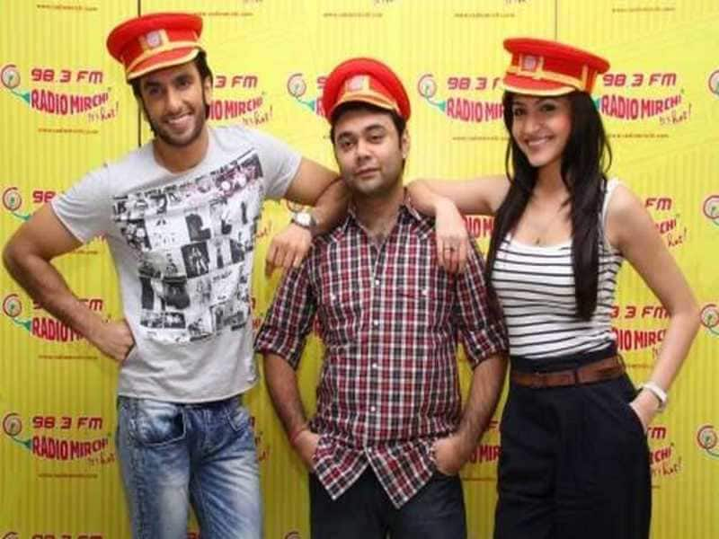Ranveer Singh Likely To Romance Ex Miss Universe Manushi Chhillar In His Next Film