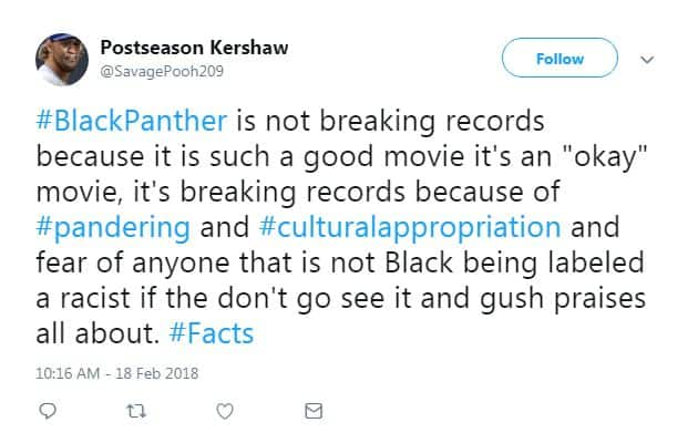 Oscar Just Nominated Black Panther For Best Picture And Twitter Is JUST NOT HAPPY About It