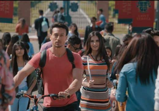 SOTY 2 Jatt Ludhiane Da Song: Even With Tiger And Tara's Moves, This Song Is #Ridiculous