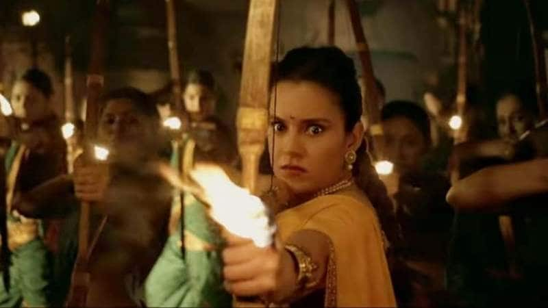 I will destroy The Karni Sena If They Don't Stop Harrassing Me - Kangana Ranaut