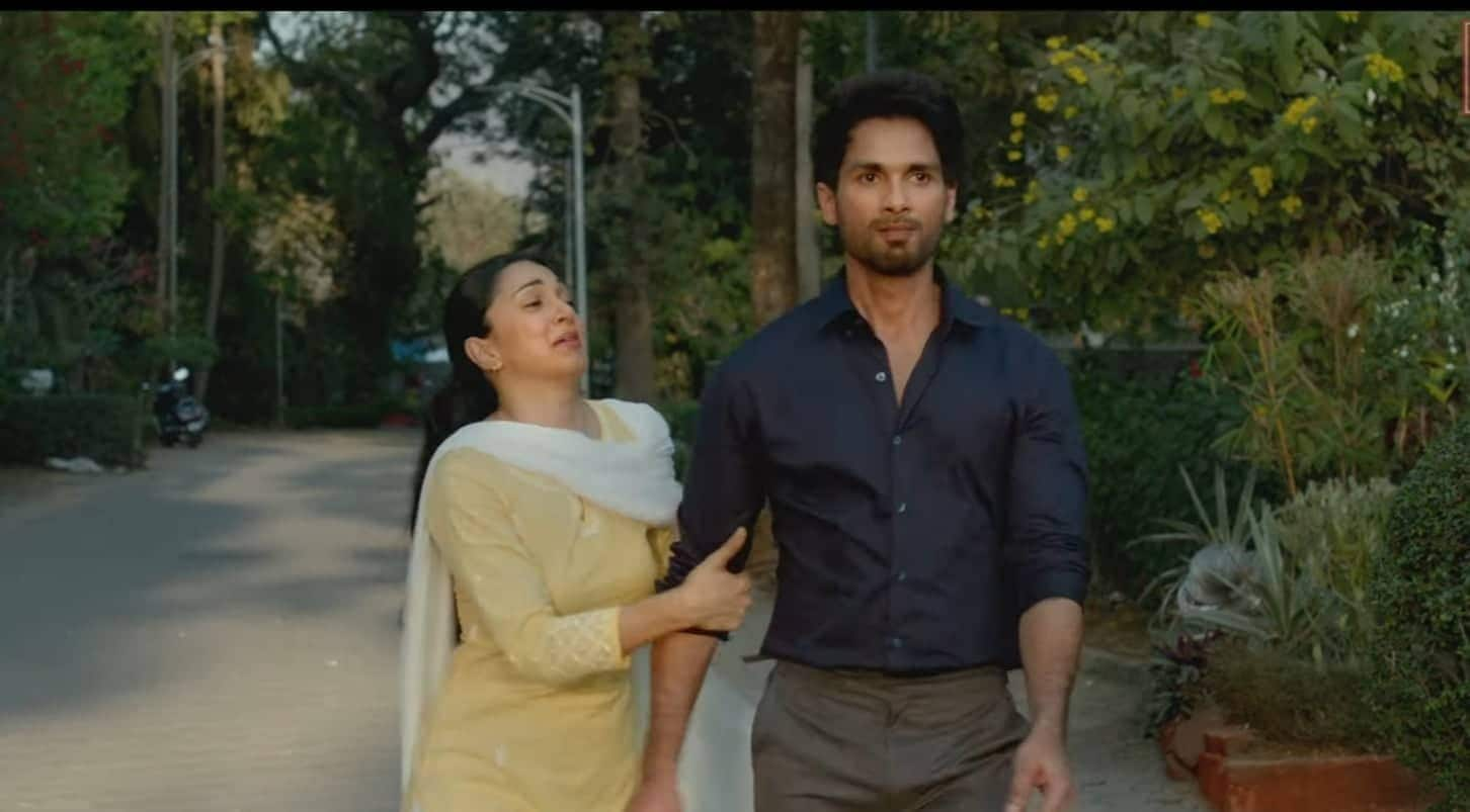 Shahid Kapoor explains use of alcohol, smoking in `Kabir Singh`