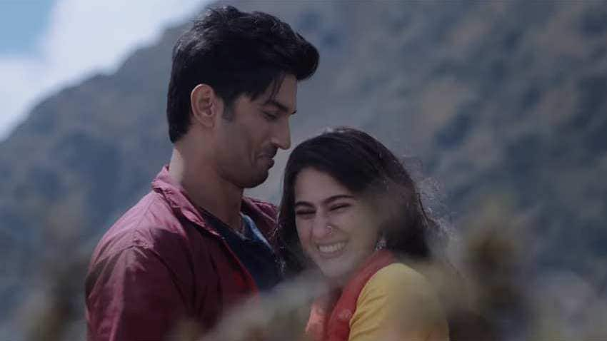 Sushant Singh Rajput Turns Down A Project Opposite Sara Ali Khan After Kedarnath, Their Bitter Separation Is The Reason?