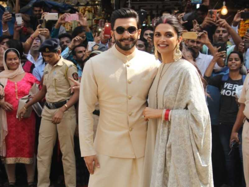It Is Official That Deepika Padukone Is Playing Ranveer Singh's Wife In 83, Shares Details About Her Role