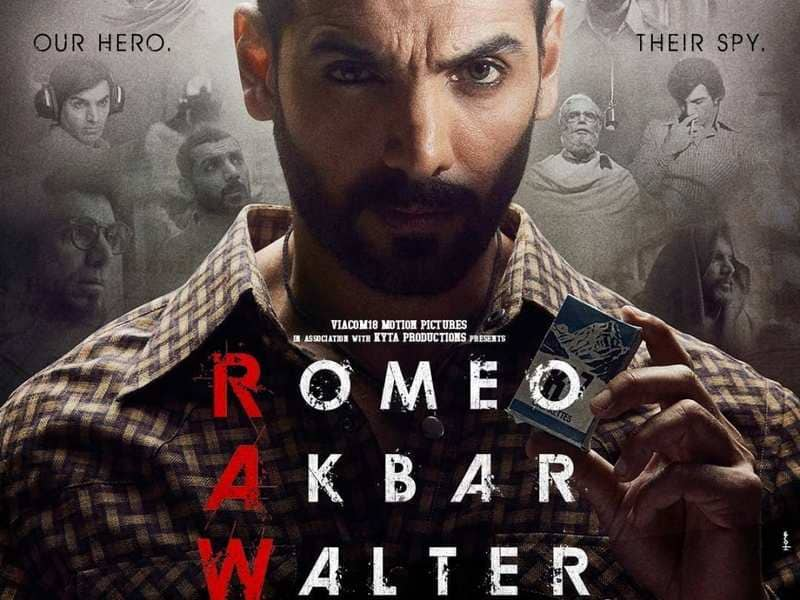 An Out And Out John Abraham Show, The Film Has It's Fallacies But It Does Grip You Till The End