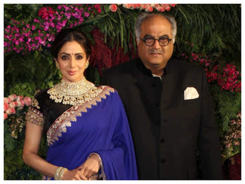 Boney Kapoor Disgusted By Sridevi Bungalow, Takes Legal Action Against Makers For Using Sridevi's Name
