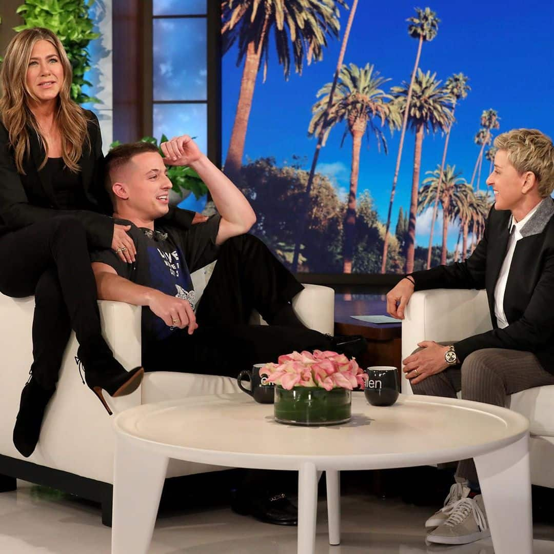 OMG! Did Jenniffer Aniston Just Hint At A F.R.I.E.N.D.S. Movie On Ellen Degeneres' Show?