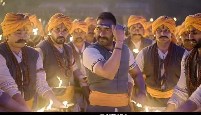 Tanhaji's Shankara Re Shankara Song: Swag, Pride And All Is Fine But It Is Ajay Devgn's Dance Steps That Not Letting Us Watch It With A Straight Face