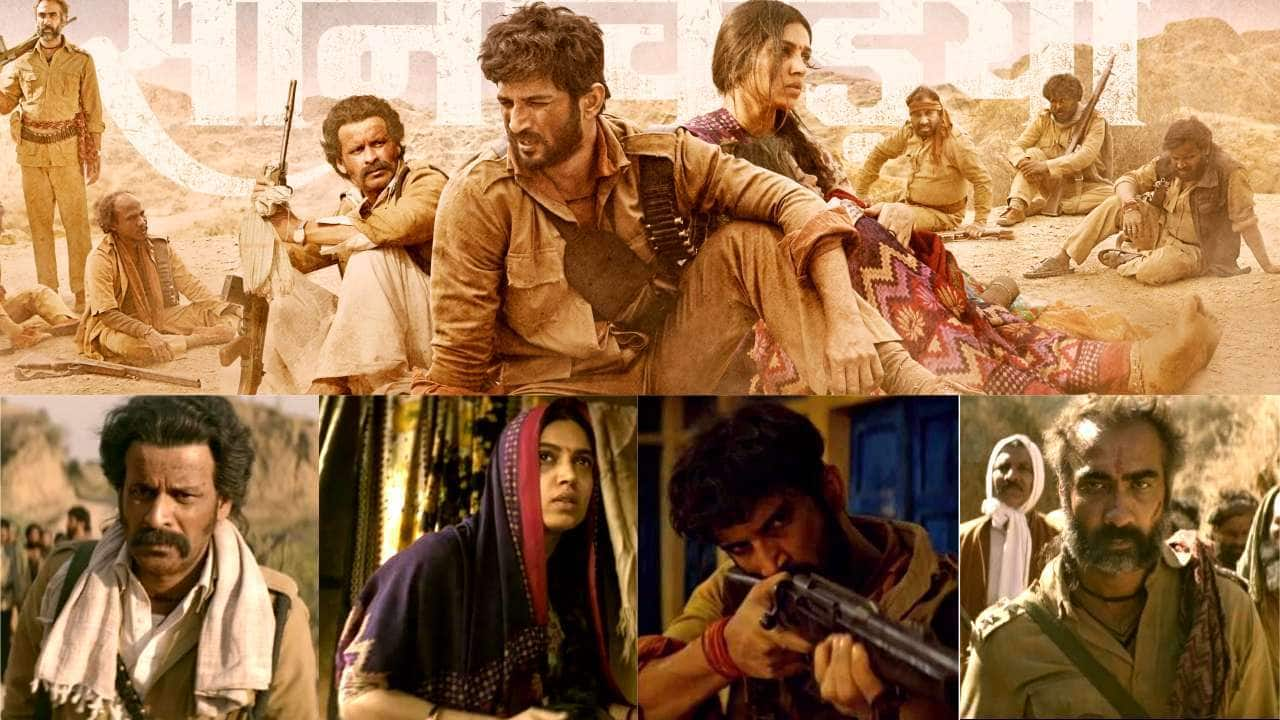 This Is How Makers Of Sonchiriya Found A Unique Technique To The Train The Cast