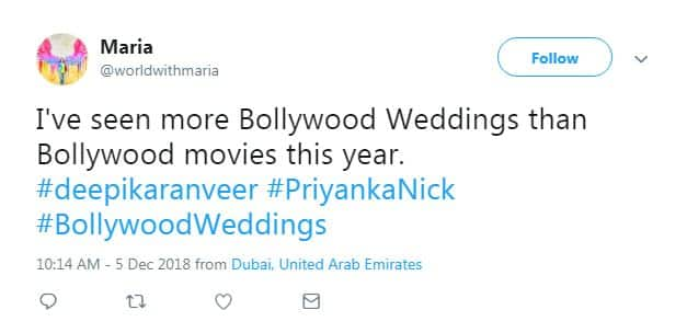 These Hilarious Reactions Prove That Twitterati Is So Done With The Flood Of Celebrity Weddings
