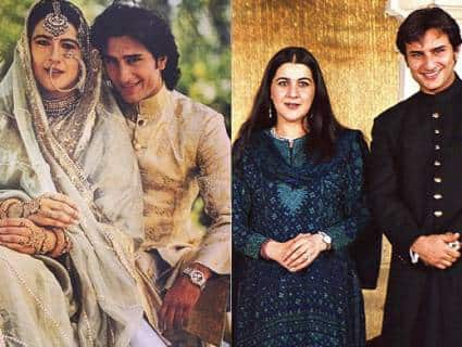 Saif Ali Khan Gives Credit To Ex-Wife Amrita Singh For His Career In Bollywood