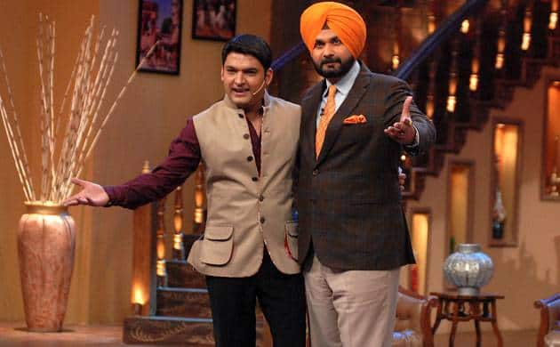 Is Kapil Sharma Planning To Bring Navjyot Singh Sidhu Back On The Show?