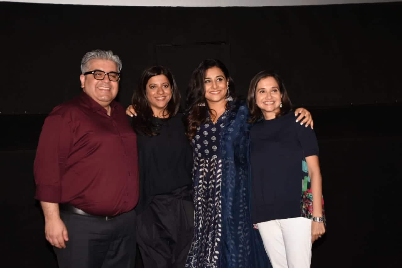 Zoya Akhtar And Vidya Balan Announce The Nominations For First Critics Choice Film Awards!