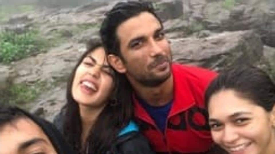 Has Sushant Singh Rajput Moved In With Girlfriend Rhea Chakraborty?