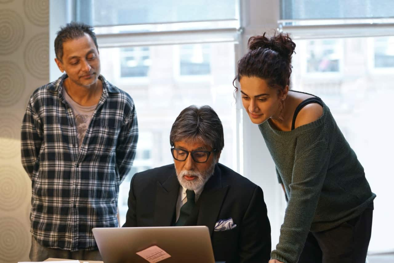 Not Only In India, Badla Is Showing A Stronghold Worldwide; Collects USD 4.7 million