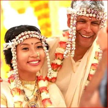Milind Soman's Wife, Ankita Konwar Shares Their Love Story And We Are Moved Beyond Words