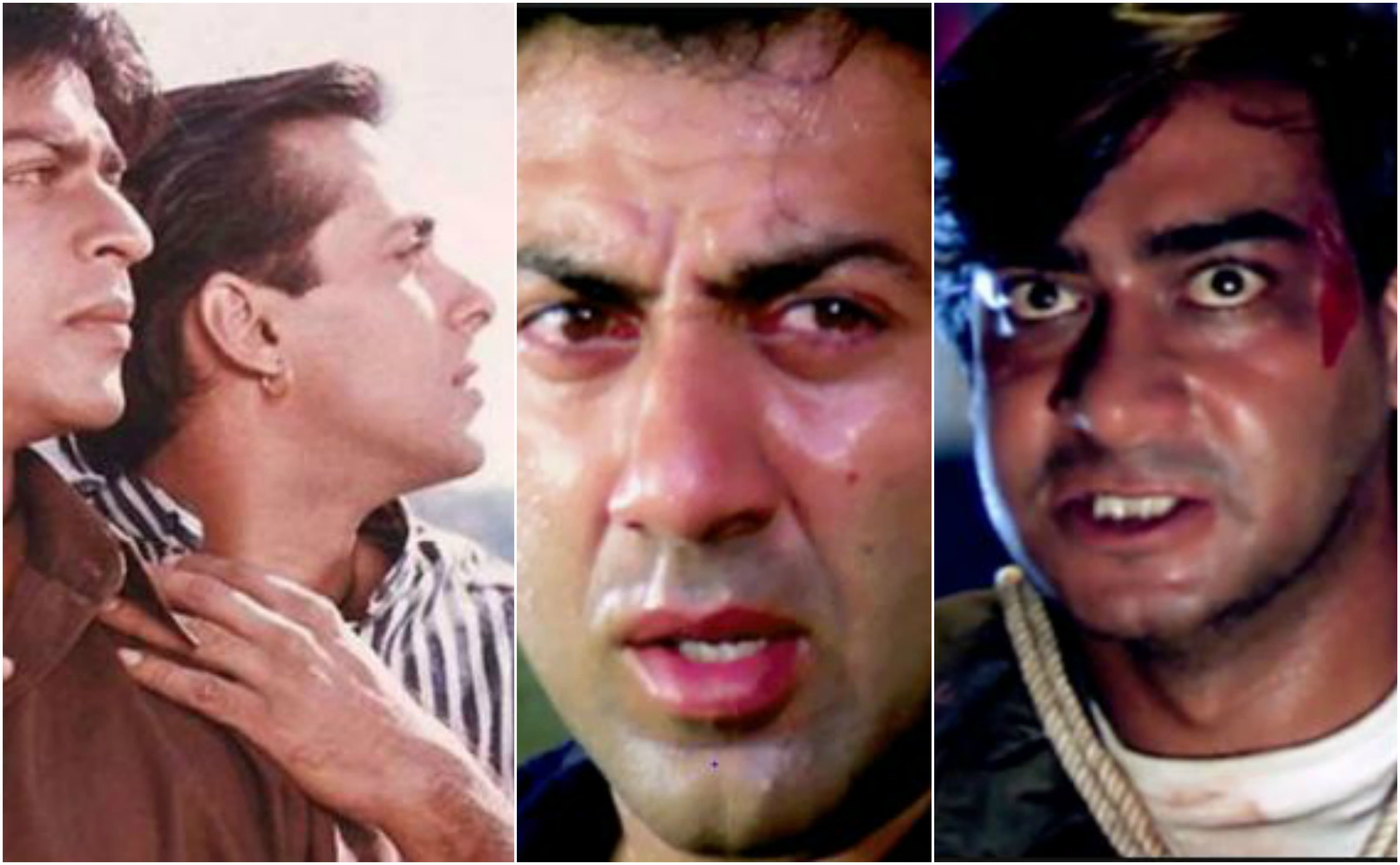Did You Know That The Entire Cast Of Karan Arjun Were Not The First Choices? Here Are The One Who Were