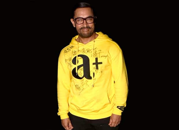 Aamir Khan Flaunts Special Gift He Received From Chinese Fans!