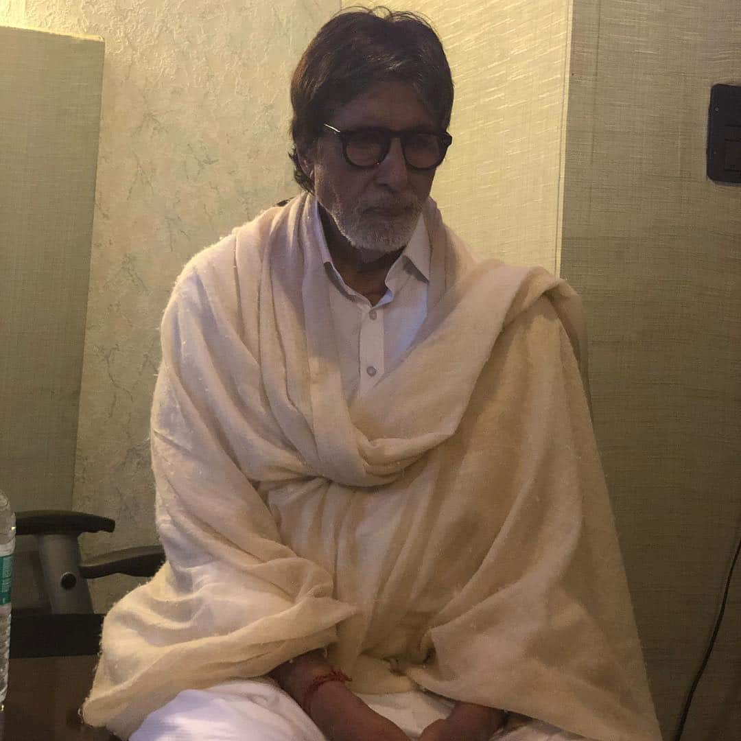 Amitabh Bachchan: I Did Not Know For Almost 8 Years I Was Suffering From Tuberculosis