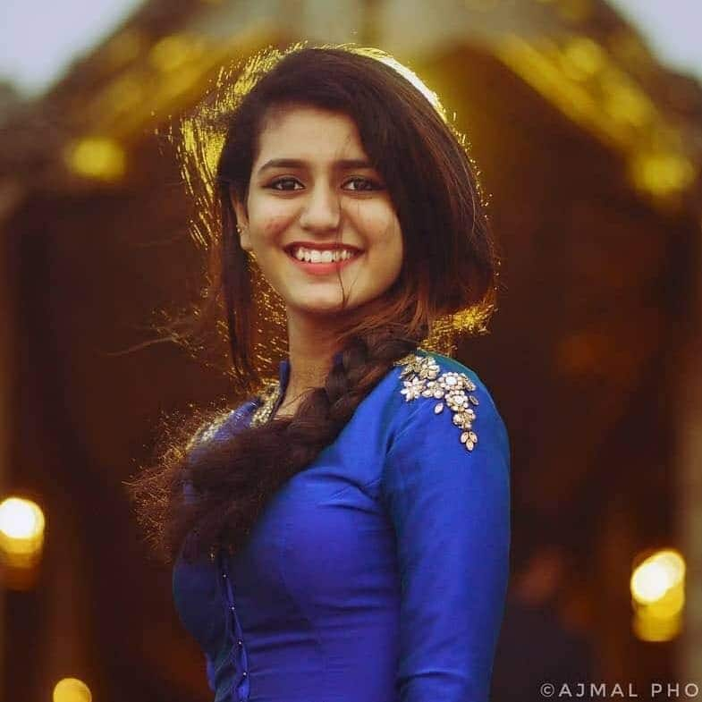 Priya Prakash Varrier Bags Another Bollywood Movie After Sridevi Bungalow