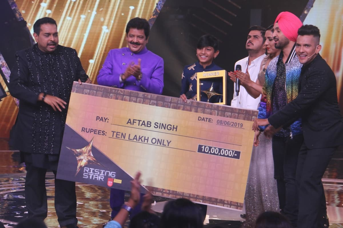 Rising Star Winner Aftab Singh Wants To Invest The Prize Money Of 10 Lakhs For His Sister's Wedding!