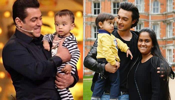 Video: Arpita Sharma And Aayush Sharma Become Parents For The Second Time, Welcome A Baby Girl