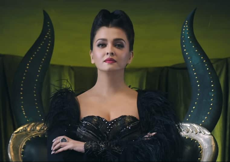Aishawarya Rai Bachchan's Look As Maleficent Would Make You Crave For A Hindi Remake Of The Same! Watch Video...