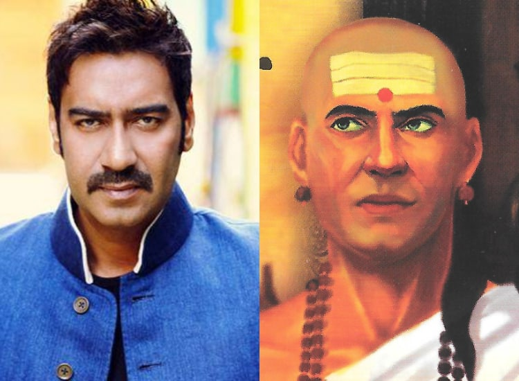 Ajay Devgn Reveals Interesting Details About Chanakya, Neeraj Pandey To Direct The Film