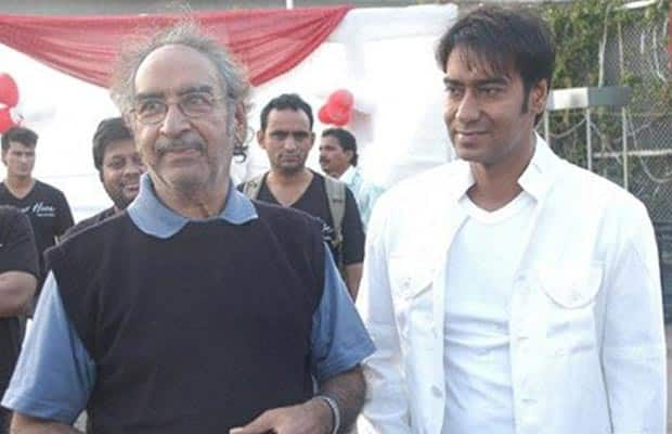 Ajay Devgn's Father, Veeru Devgn Passes Away