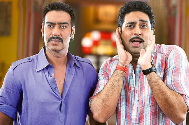 Ajay Devgn And Abhishek Bachchan To Reunite After 7 Years?
