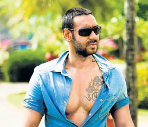 When Ajay Devgn Admitted That Despite His On Screen Dare-Devilry He Was Petrified Of Getting His Ears Pierced