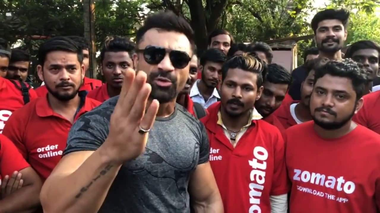 Ajaz Khan's Fans Trend #ReleaseAjazKhan After The Actor Was Arrested For Posting Objectionable Content