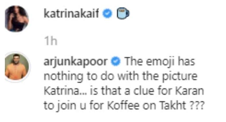 Katrina Kaif And Arjun Kapoor's Social Media Banter Will Remind You Of That Wicked Friend In Every Group