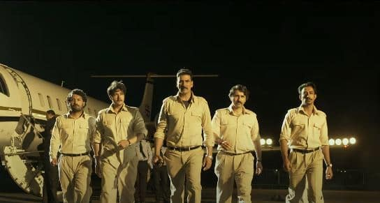 Bell Bottom trailer: Akshay Kumar's tight rescue operation has no scope for failure, both in the film and as a film