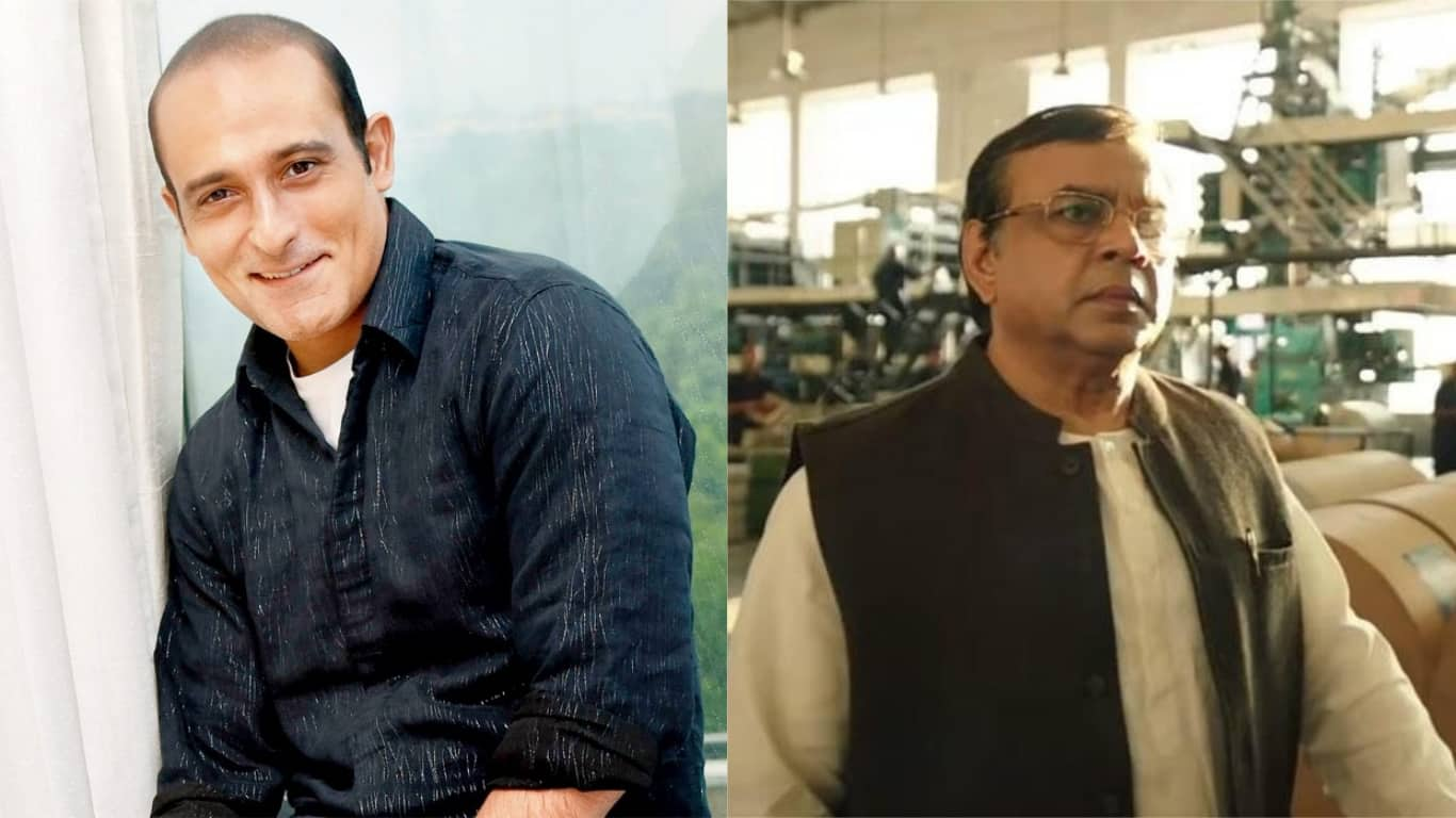 Akshaye Khanna Was Roped In To Play Sunil Dutt In Sanju The Actor Reveals How The Role Went To Paresh Rawal